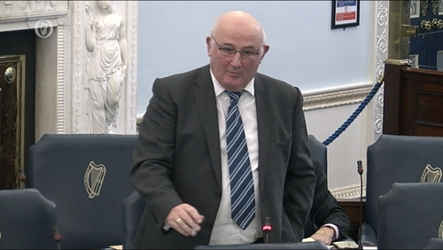 Independent senator Gerard Craughwell said fundamental questions remain in relation to the Bill