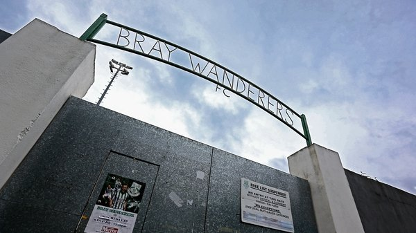 The saga at Bray Wanderers has seen two managers already quit the club this year