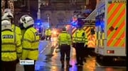 Nine News: Six killed after a bin lorry crashes into pedestrians in Glasgow