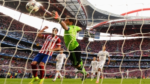 Real beat city rivals Atletico in last year's final, 4-1