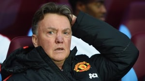 Louis van Gaal's side left Moscow with a point