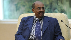 Mr Bashir called the UN-African Union Mission in Darfur calling them a 'security burden'