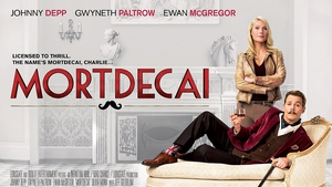 Mortdecai opens on January 23, 2015