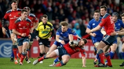Munster bossed the Pro12 clash at Thomond Park