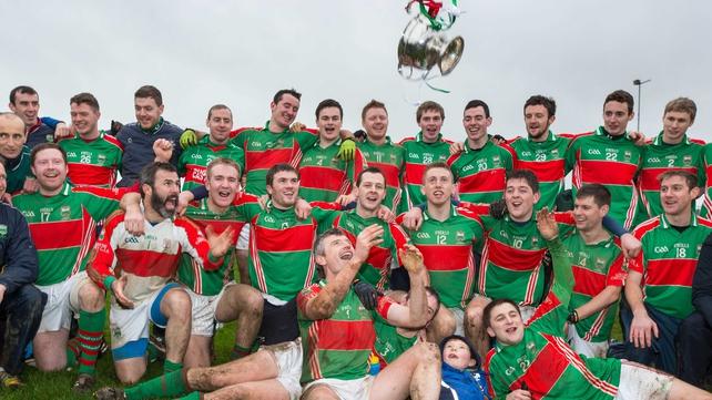 Loughmore-Castleiney claim Tipp football title