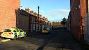 Mathew Goddard was found in his house in Chobham Street in east Belfast