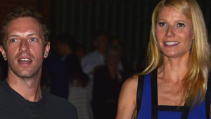 Martin and Paltrow pictured together at a cancer fundraiser in Hollywood last January