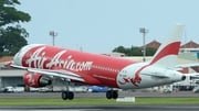 An AirAsia plane takes off from Soekarno-Hatta airport near Jakarta. The AirAsia plane with 162 people on board which has gone missing was en route from the Indonesian city of Surabaya to Singapore