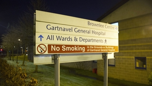 The patient has been placed in isolation the Brownlee Unit for Infectious Diseases at Glasgow's Gartnavel Hospital