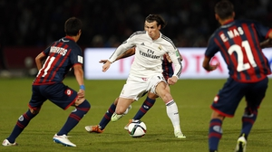 Gareth Bale has won the Champions League, Copa del Rey and World Club Cup since joining Real Madrid in summer 2013