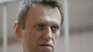 Alexei Navalny fronted mass protests against President Vladimir Putin in 2011