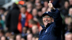Tony Pulis enjoyed successful spells with Stoke and Crystal Palace