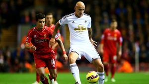 Jonjo Shelvey is set to miss most of Swansea's games in January