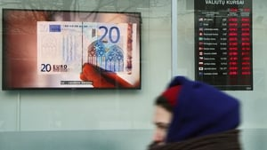 Lithuania replaced the litas with the euro at midnight local time