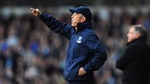 Tony Pulis managed Crystal Palace in the 2013/14 season