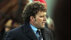 Trainer Paul Nolan