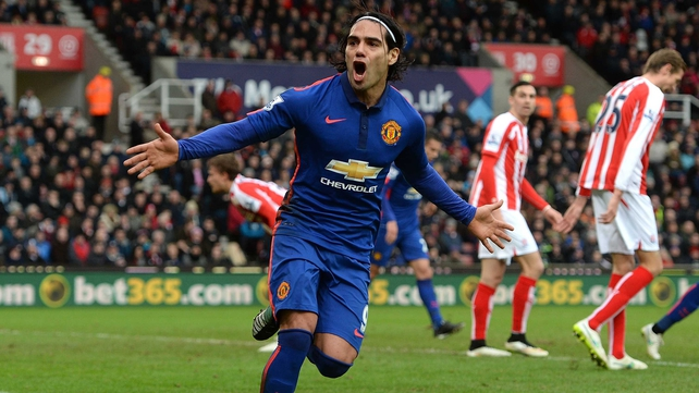 United not taking up option to sign Falcao