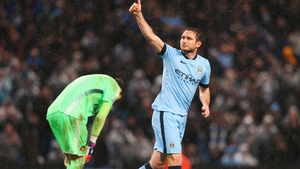 Frank Lampard has been in fine form for Manchester City