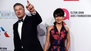 Alex and Hilaria Baldwin pictured in 2015