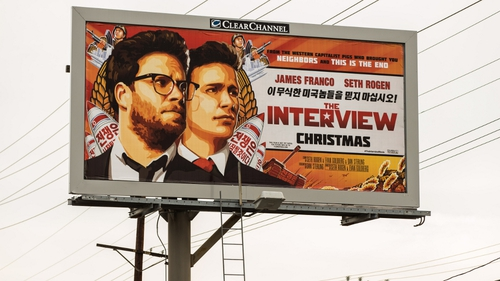 North Korea was angered by 'The Interview', a movie which features a fictional plot to kill the country's leader, Kim Jong-un.