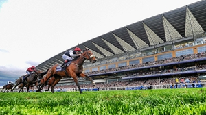 Forgotten Rules is a top-price 5-2 for the Ascot Gold Cup