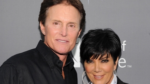 Bruce Jenner and his former wife Kris
