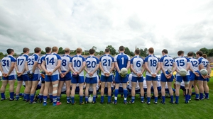 Monaghan held their nerve when it mattered against UUJ