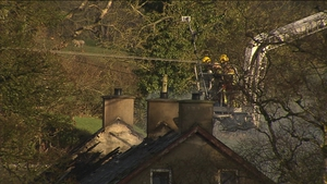 The incident happened at a farmhouse at Ballynafern Road near Rathfriland in Annaclone