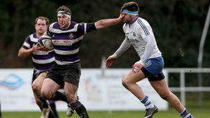 Terenure secured an away win against Cork Con
