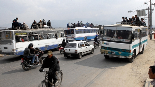 In 2013, 26% of women aged between 19 and 35 said they had experienced some form of sexual assault on public transport in Nepal