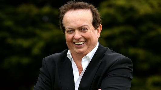 On The Marty Morrissey Show today...