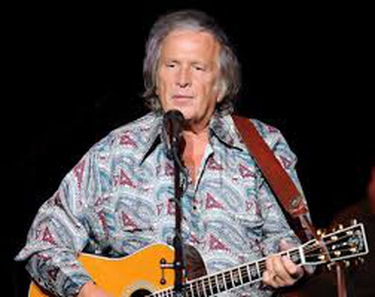 American singer-songwriter Don McLean