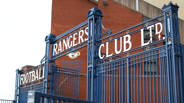 New board voted in at Rangers