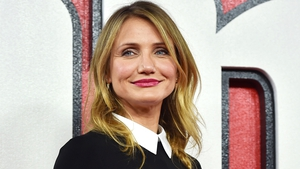 Cameron Diaz - just call her Cupid!