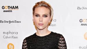 Scarlett Johansson will voice Kaa in the film