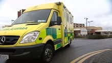 The review says there is scope to improve ambulance response times