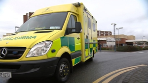 The dispute was over pay and conditions at the National Ambulance Service