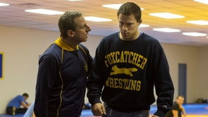 Channing Tatum plays Mark Schultz in Foxcatcher