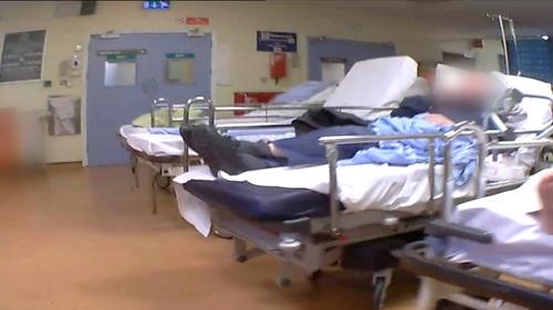 RTÉ News went inside emergency departments