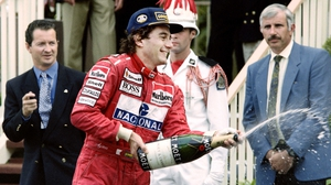 Ayrton Senna would have acquired insufficient points to make his debut in 1984