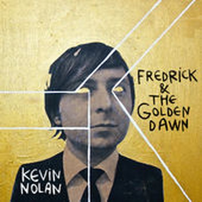 "Rob Doyle and ""Frederick & The Golden Dawn"" by Kevin Nolan"