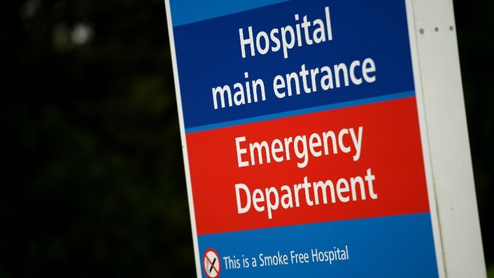 Pressure on Emergency Department at University Hospital Galway