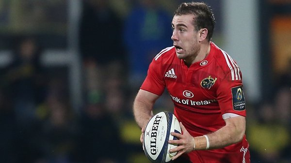JJ Hanrahan is leaving Munster