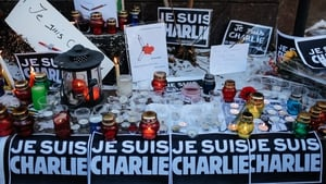 Tributes to the victims of the Charlie Hebdo massacre