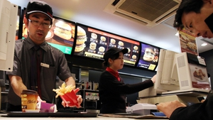 McDonalds in Japan hit by shortage of french fries