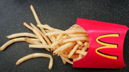 McDonalds has been battling competition in the US, especially in the past few quarters