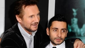 Run All Night reunites Neeson with Non-Stop and Unknown director Jaume Collet-Serra (right)