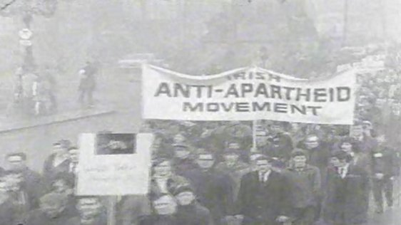Anti-Apartheid Protests