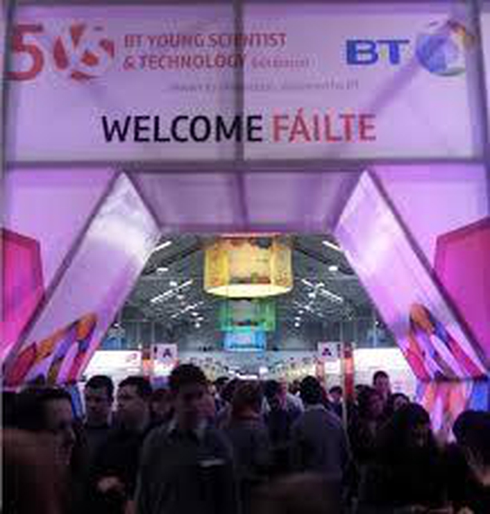 BT Young Scientist & Technology Exhibition