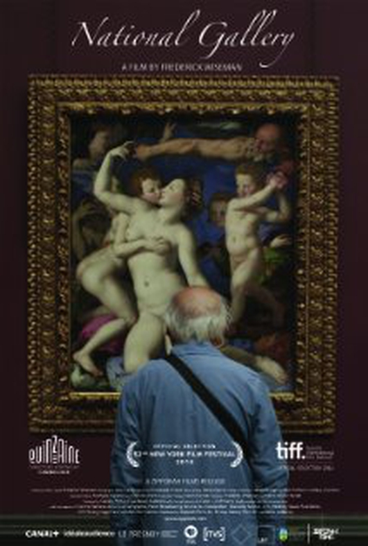 """Fred Wiseman, director of documentary """"National Gallery"""""""